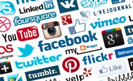 Course in the field of publishing on social networking sites