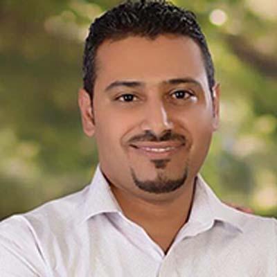 Ahmad Said Qash, M.Sc.